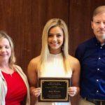 2019 Kaleb Estes Scholarship Recipient