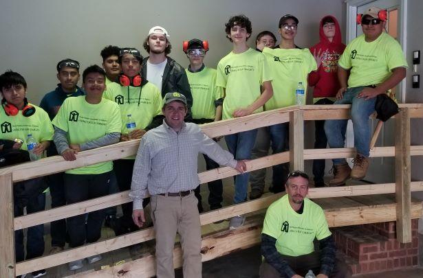 Ramp Build Dec.Austin High. (1)